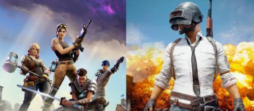 Fortnite is beating PUBG in a battle royale.