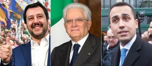 Governo, Mattarella boccia Salvini e Di Maio