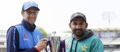 Highlights, England vs Pakistan, 1st Test, Day 4 at Lord's, (Image via ICC/Twitter)