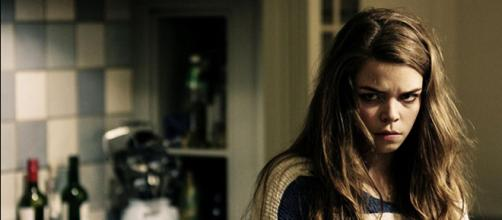 Jo Woodcock plays the character of Emma Rose in the movie 'Monochrome.' / Image via Clint Morris, October Coast PR, used with permission.