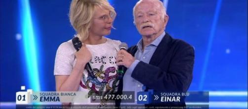 La battuta infelice di GinoPaoli ad Amici17.