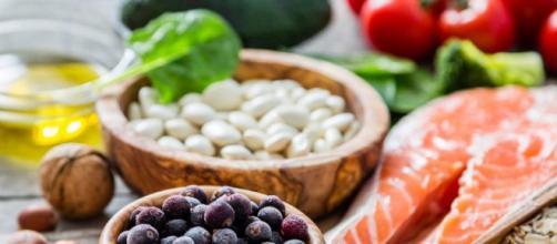 La dieta Med ricca di antiossidanti salutari www.medicalnewstoday.com/articles/318226