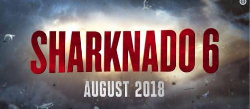 La fecha de estreno de 'Sharknado 6' en Syfy es clara. Un loco viaje en el tiempo está a punto de ser el final de la franquicia.