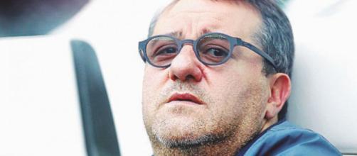 Mino Raiola, procuratore di Gigio Donnarumma