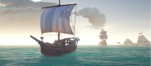 Primer trailer de la expansión de Mar de los ladrones The Hungering Deep