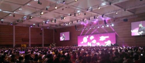 Sala Plenaria al Web Marketing Festival 2018