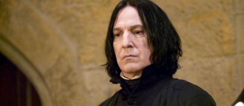 Salen a la luz cartas personales de Snape
