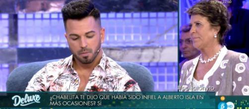 "Sálvame Deluxe': ""Chabelita me dijo que ha sido infiel en más ... - okdiario.com"