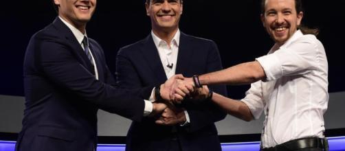 Sanchez solo contará con podemos para echar a Rajoy