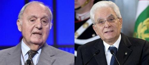 Sergio Mattarella boccia Paolo Savona all'Economia scatenando una gravissima crisi politica