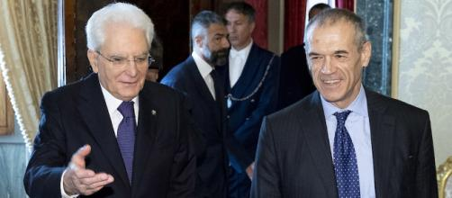 Ultime notizie Governo: Cottarelli riceve l'incarico.