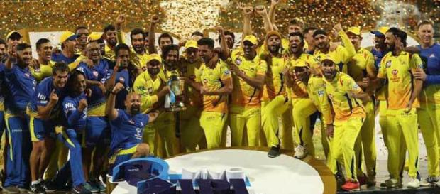 Chennai Super Kings Crowned IPL 2018 Champions As Shane Watson ... (Image Credit: IPL2018/Twitter)