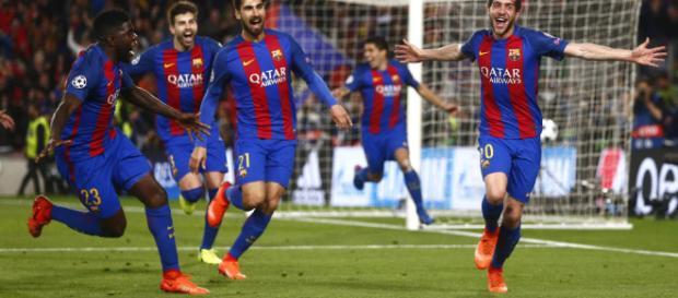 Juventus podría estar en un intercambio con el Barcelona (Rumores)