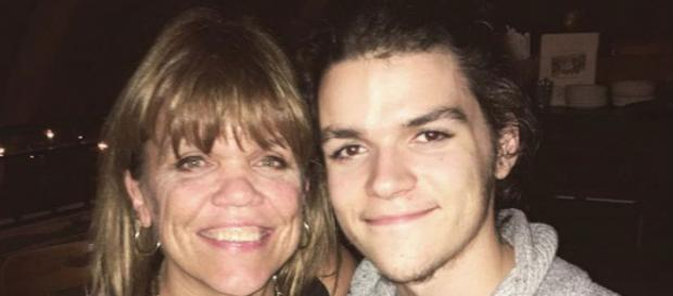 "Former ""Little People, Big World"" star Jacob Roloff releases new book / Photo via Amy Roloff, Instagram"