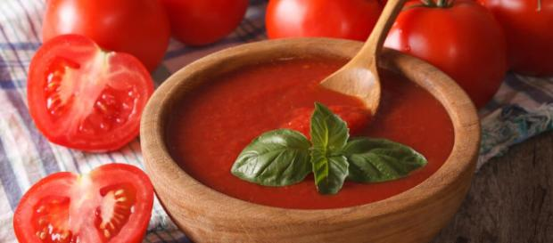 La mejor receta de salsa de tomate