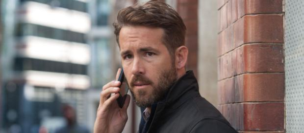 Ryan Reynolds el actor de Deadpool 2