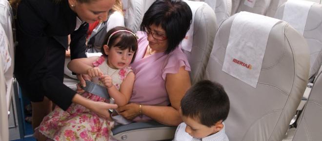 De viaje con tu bebé, no es tan complicado