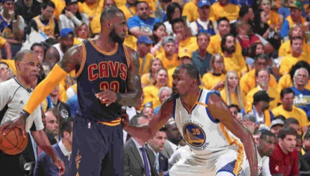 7b7bec7899c 2018 NBA Finals Odds   Schedule  Cavs Vs Warriors preview