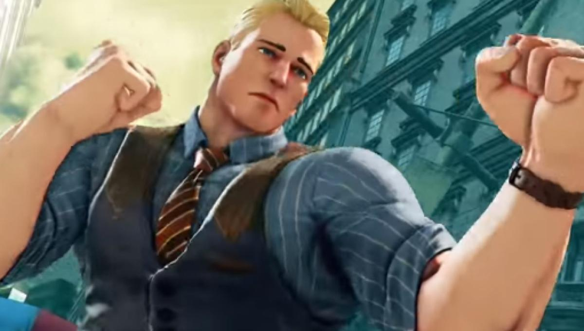 Street Fighter' 5 DLC Update: Cody trailer, move set revealed