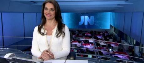 A jornalista não renovou seu contrato com a Globo