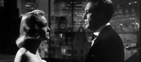 Patricia Neal and Gary Cooper in 'The Fountainhead,' - [Warner Bros / Wikimedia Commons]