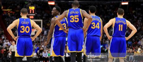 Photos et images de Golden State Warriors v Miami Heat | Getty Images - gettyimages.fr