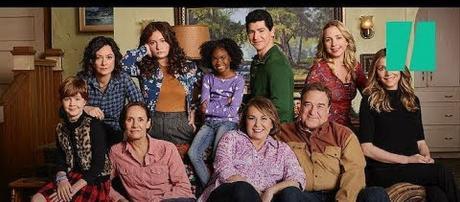'Roseanne' canceled after Roseanne Barr sends racist tweet [Image: HuffPost/YouTube screenshot]
