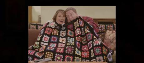 Roseanne tweets and takes the entire show down with her. Photo: People Magazine Youtube Screenshot