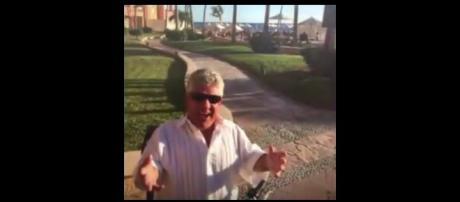 TLC reality star Matt Roloff. [Image Credit: CelebrityStatus / YouTube screencap)