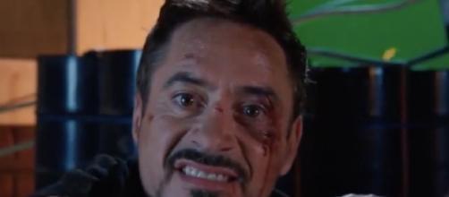 Aquí hay algunos momentos en que el adorable Downey fue aún más atractivo debido a algunos contratiempos en el set.