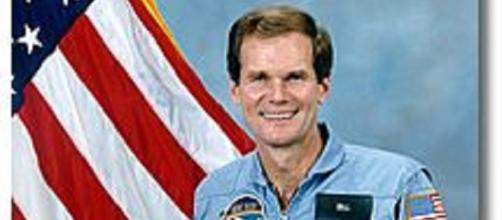 Bill Nelson [image courtesy NASA]