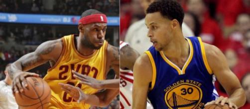 Curry e LeBron irão se enfrentar mais uma vez na final da NBA