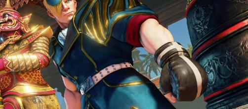 el nuevo personaje de Street Fighter V