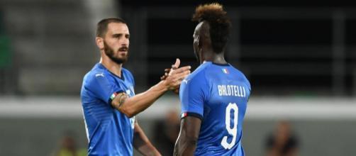 Italia-Arabia Saudita: serata speciale per Leonardo Bonucci e Mario Balotelli