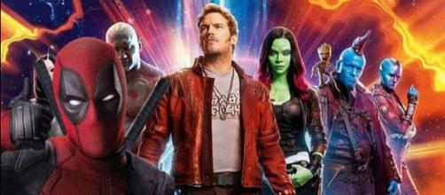 ¿Crossover de Guardianes de la Galaxia y Deadpool?