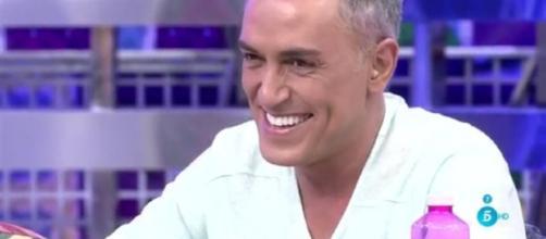 Kiko Hernández enloqueció gracias a Chabelita