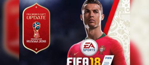 La actualización de la Copa Mundial de FIFA 18 llegará hoy.