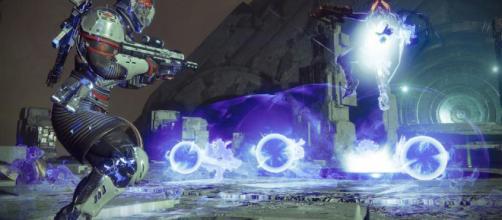 La nueva expansión Warmind de Destiny 2 .