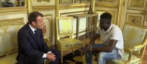 Macron concede la nacionalidad francesa al maliense que salvó a un niño