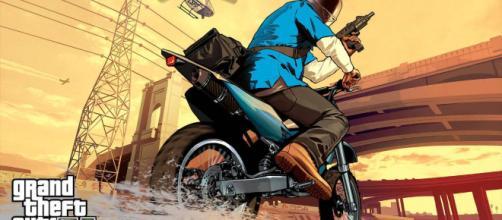 Nuevas ilustraciones del GTA 6