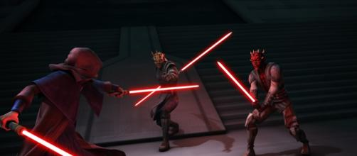 Película de Han Solo - Reaparece Darth Maul