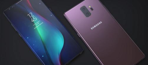 Samsung Galaxy Note 9 Appears in New Video with Bezel-less AMOLED ... - techeblog.com