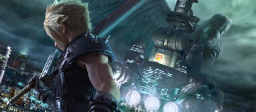 se filtra una imagen de final fantasy 7, el nuevo remake de la franquicia.