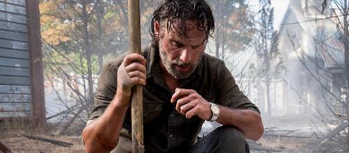 'The Walking Dead': Rick podría salir de la serie