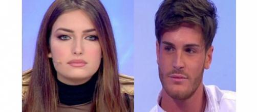 Uomini e Donne, Nilufar ammette il flirt con Stefano: con Giordano è crisi.