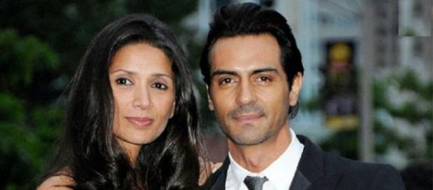 Arjun Rampal, wife Mehr Jesia announce separation after 20 years (Image Credit: Zoon TV/Youtube)