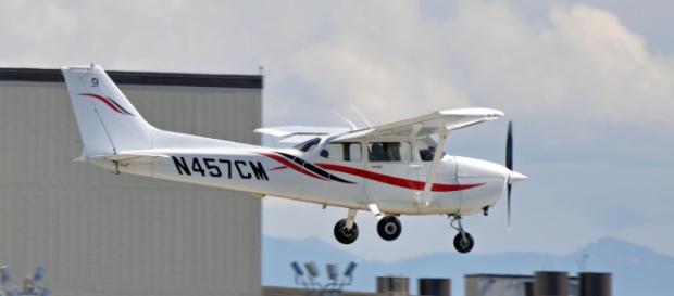IASCO flight school [image source - Flickr - Eric Salard]