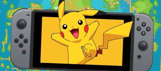 la presentación oficial del Pokémon RPG para Nintendo Switch puede ser inminente.