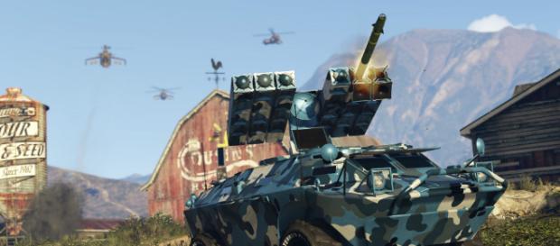 Nuevas informaciones del Grand Theft Auto