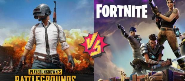 PlayerUnknown's Battlegrounds demanda a Fortnite